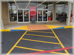 ADA Handicap Ramp